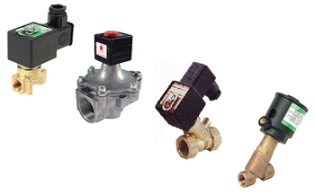 ASCO Gas Valves